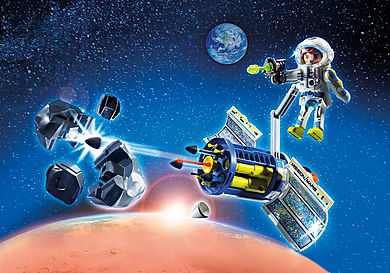 9490 Διαστημικό κανόνι Λέιζερ καταστροφής μετεωριτών