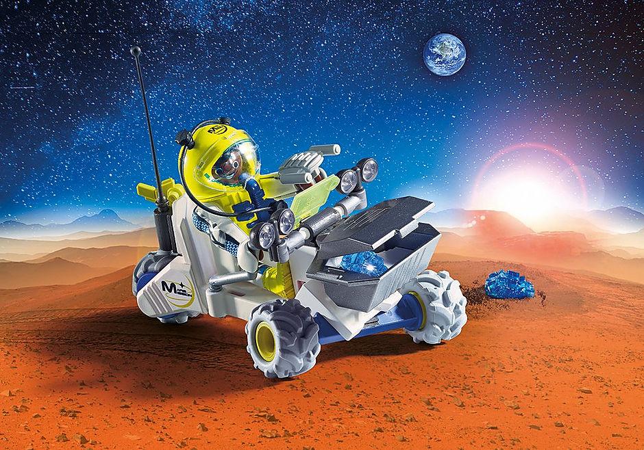 9491 Spationaute avec véhicule d'exploration spatiale  detail image 1