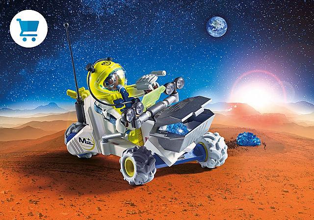9491_product_detail/Spationaute avec véhicule d'exploration spatiale