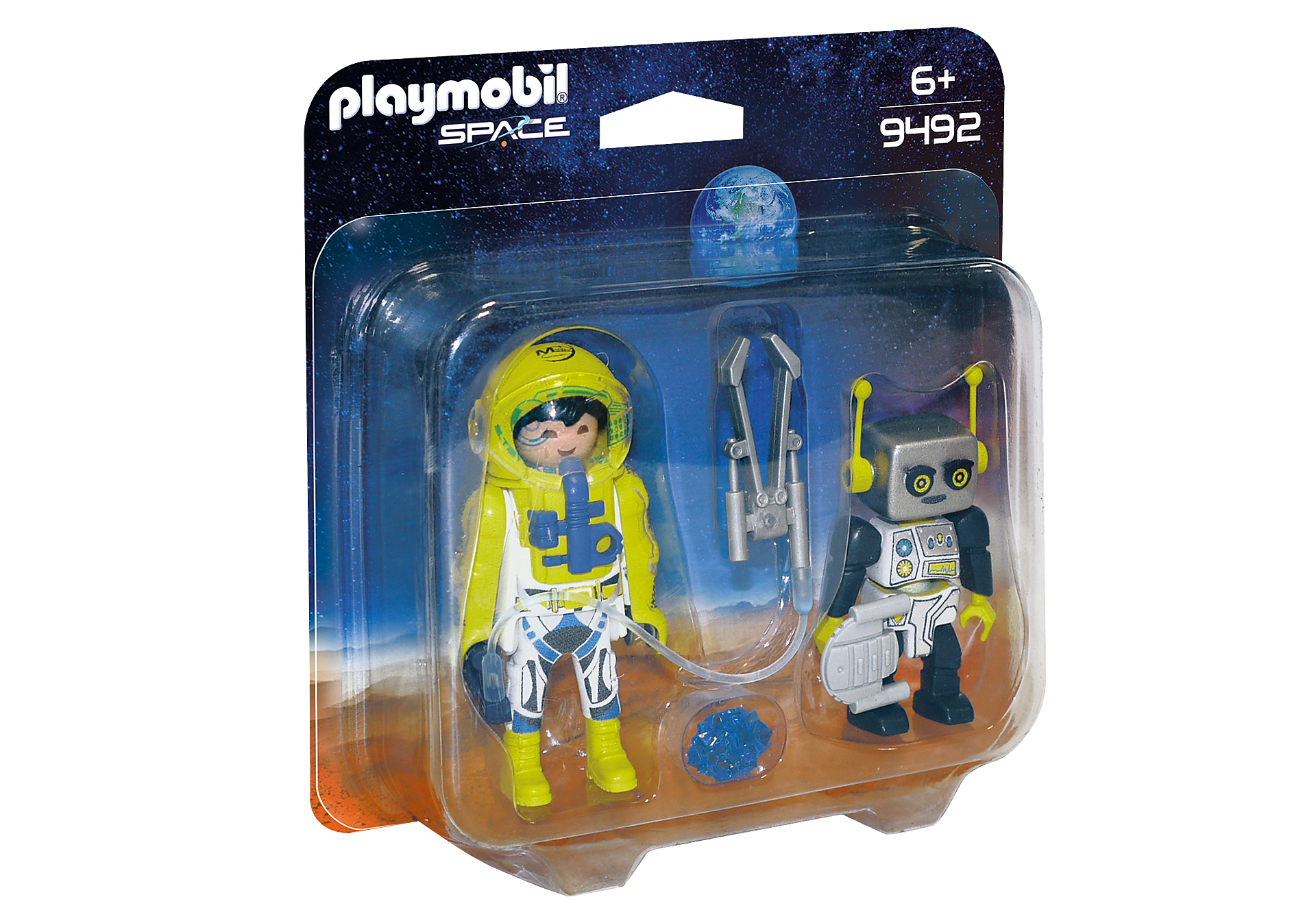 9492 Astronaut and Robot Duo Pack zoom image2