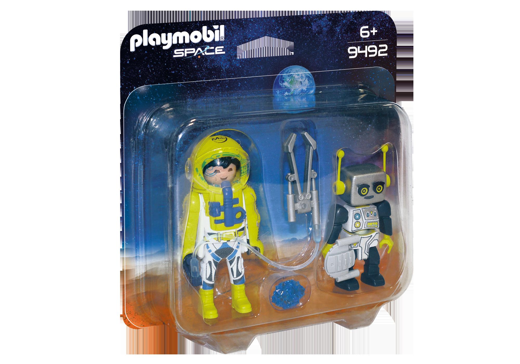 http://media.playmobil.com/i/playmobil/9492_product_box_front/Duo Pack Astronauta e Robot
