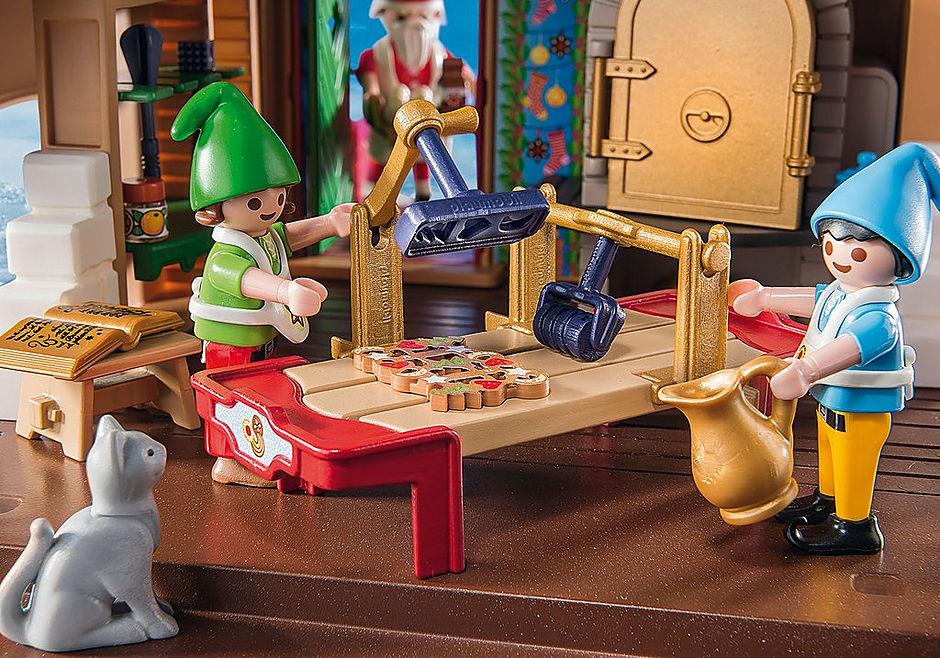 http://media.playmobil.com/i/playmobil/9493_product_extra3/Ο φούρνος του Άη Βασίλη (με φορμάκια μπισκότων)