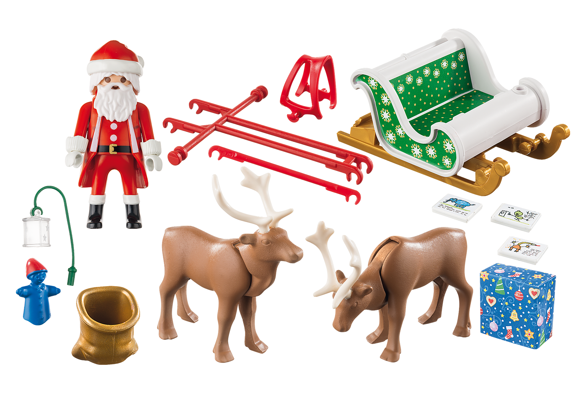 http://media.playmobil.com/i/playmobil/9496_product_box_back/Santa's Sleigh with Reindeer