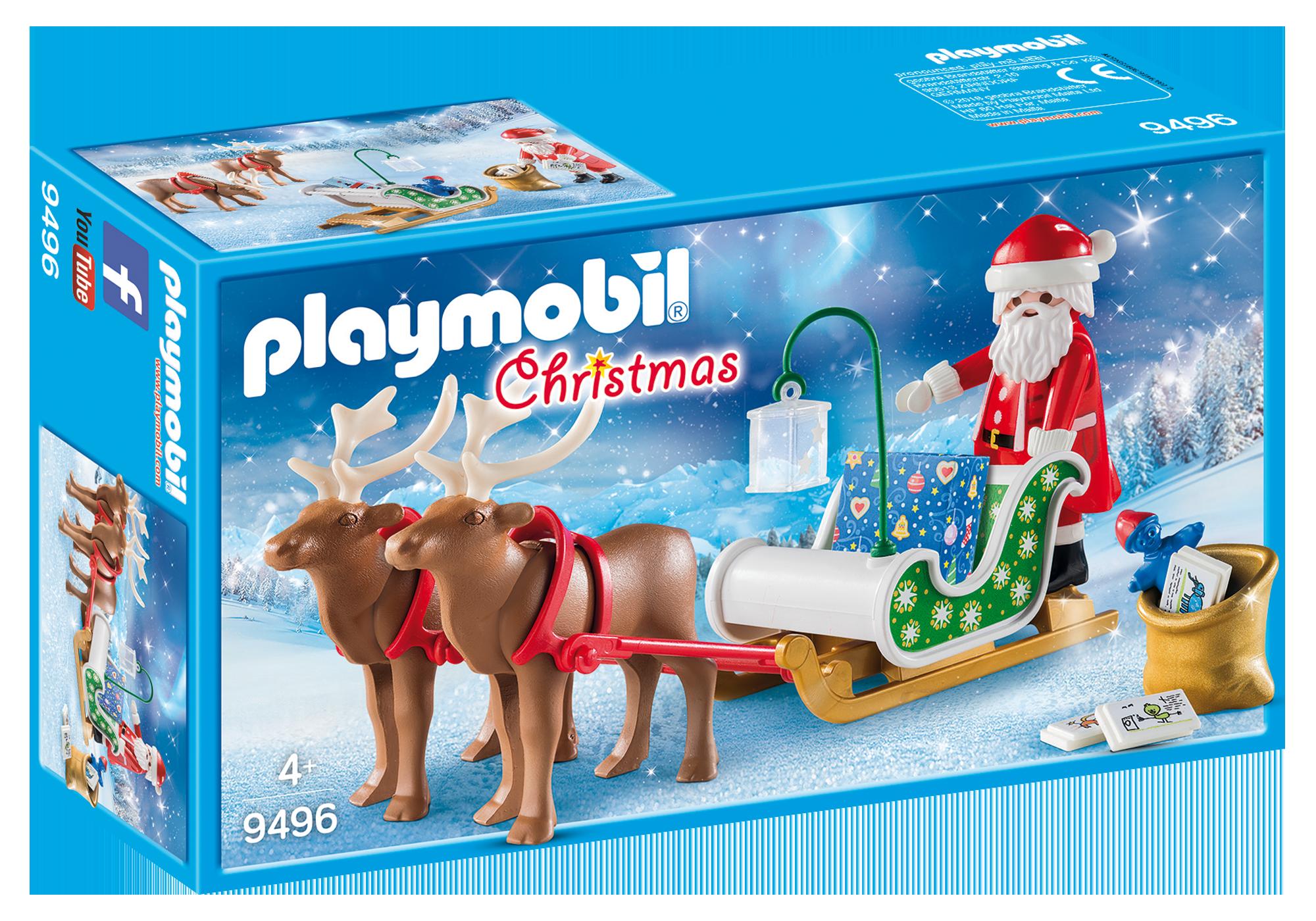 http://media.playmobil.com/i/playmobil/9496_product_box_front/Sanie świętego Mikołaja z reniferami