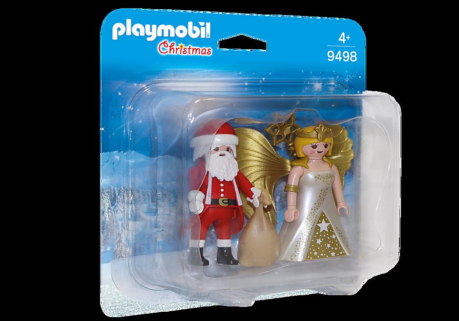 9498 DuoPack Kerstman en kerstengel detail image 2