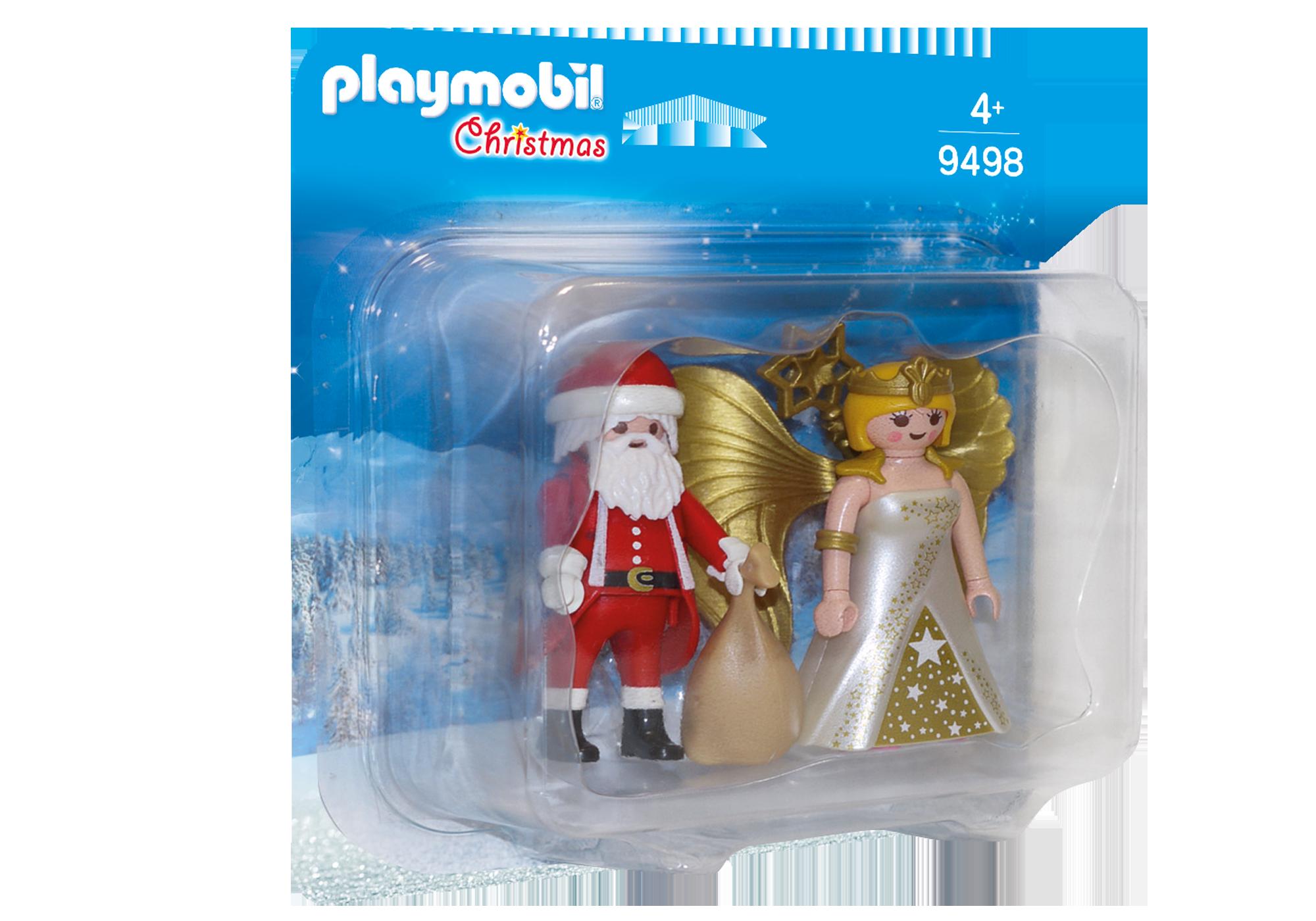 http://media.playmobil.com/i/playmobil/9498_product_box_front/PLAYMOBIL Duo Père Noël et Ange