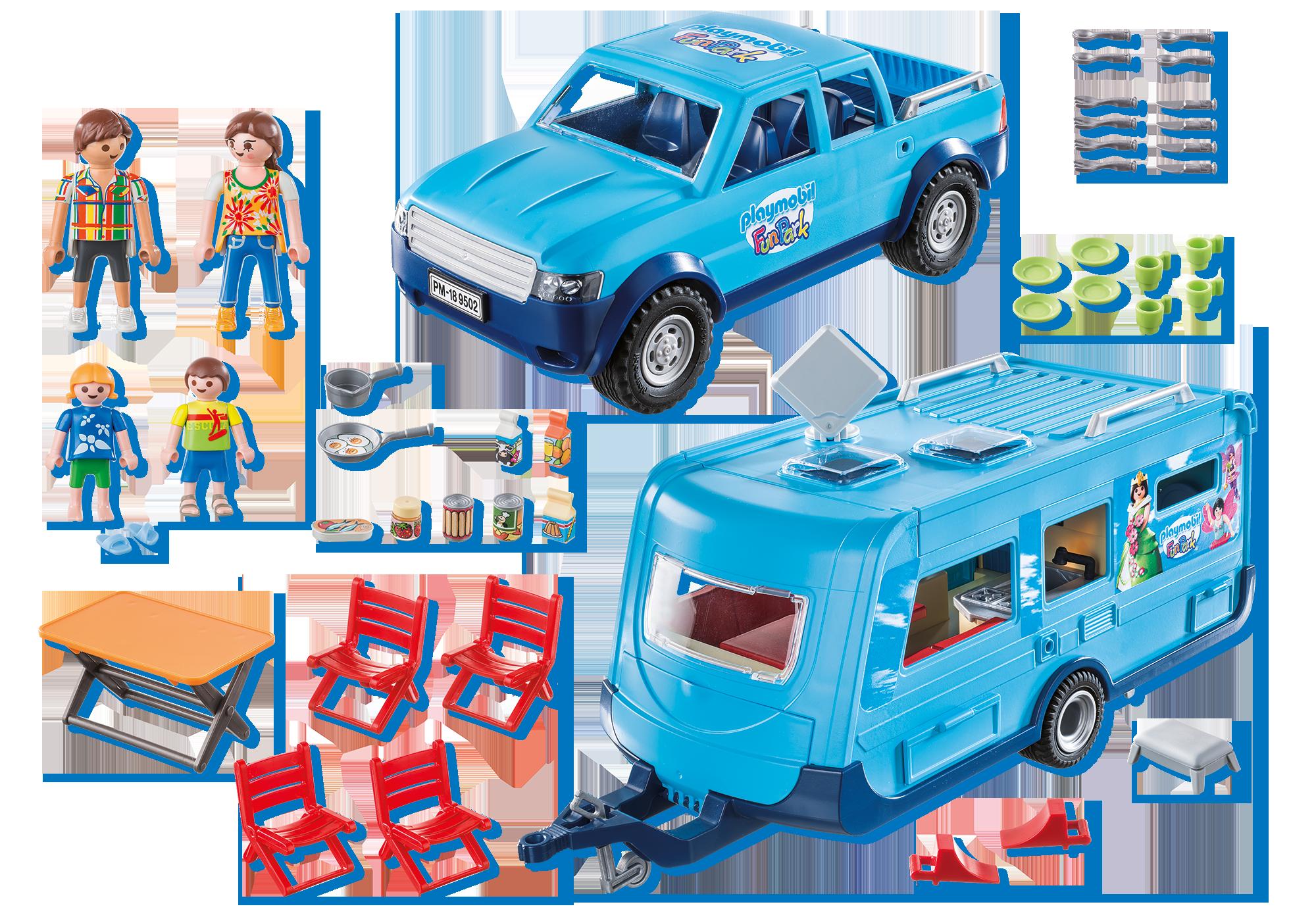 http://media.playmobil.com/i/playmobil/9502_product_box_back/PLAYMOBIL-FunPark Pickup com Trailer