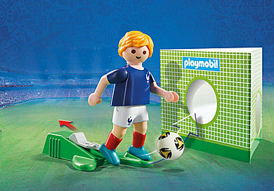 9513_product_detail/Jugador de Fútbol - Francia