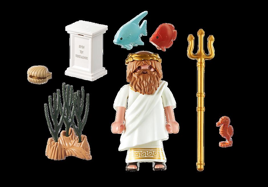 9523 Poseidon detail image 3