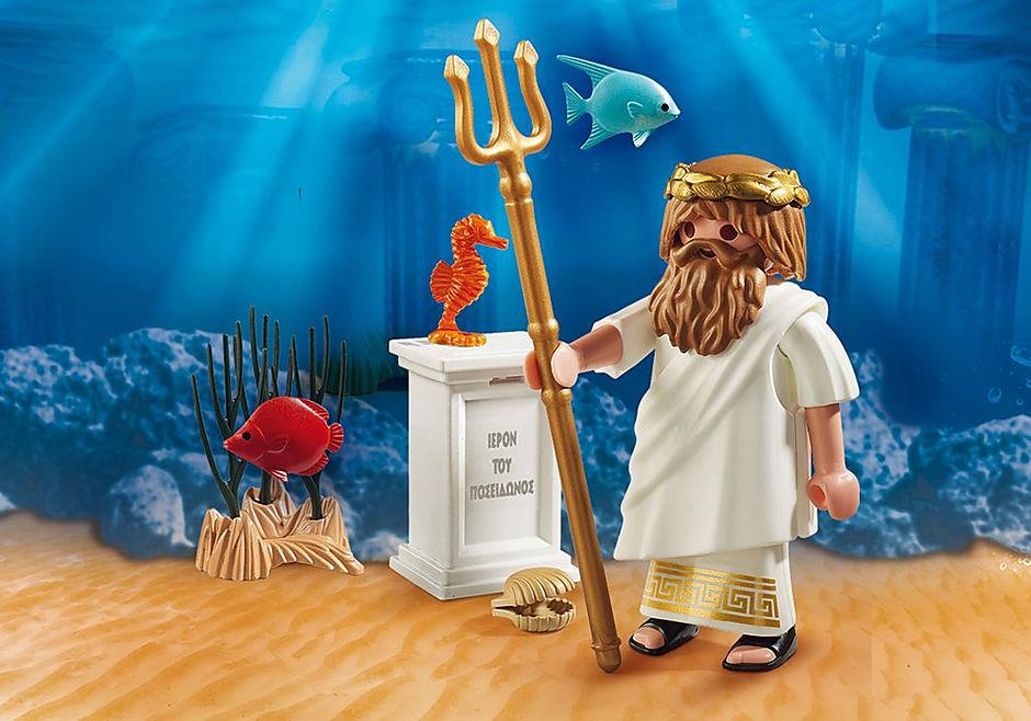 9523 Poseidón detail image 1