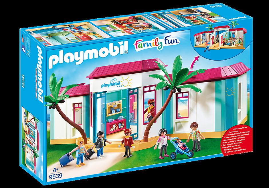 9539 Playmobil Inn detail image 2