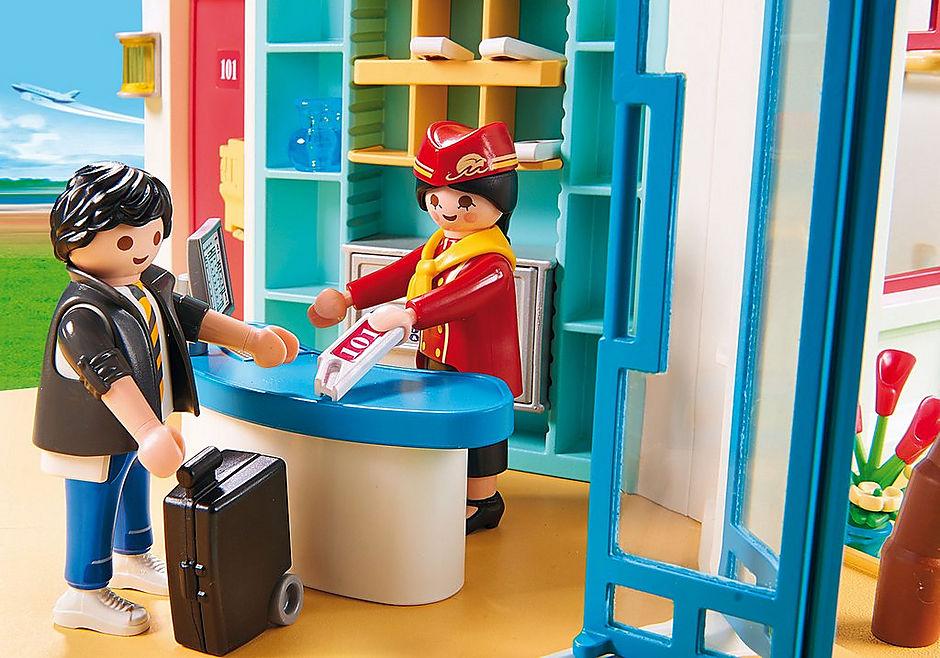 9539 Playmobil Inn detail image 4