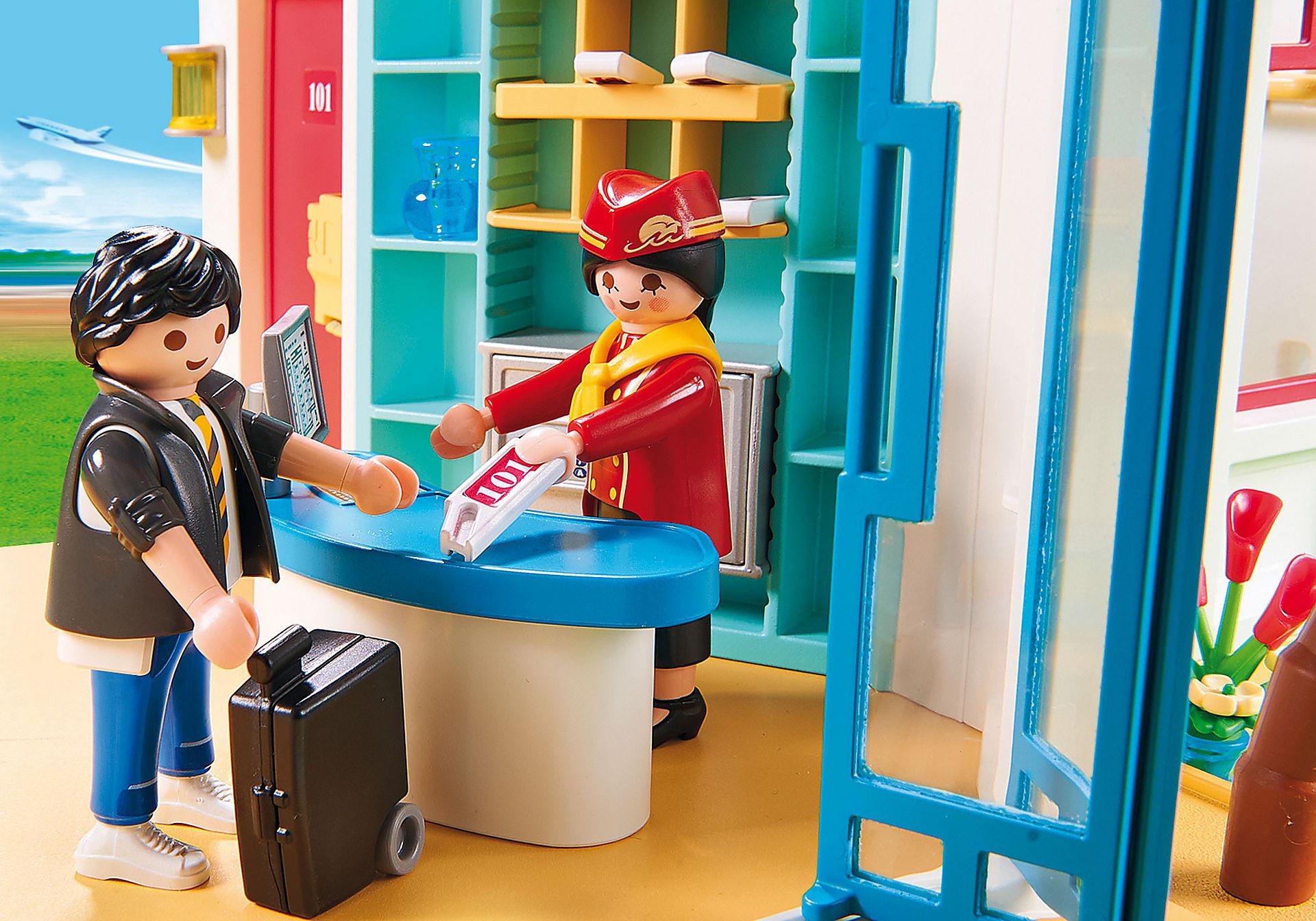 9539 Playmobil Inn zoom image4