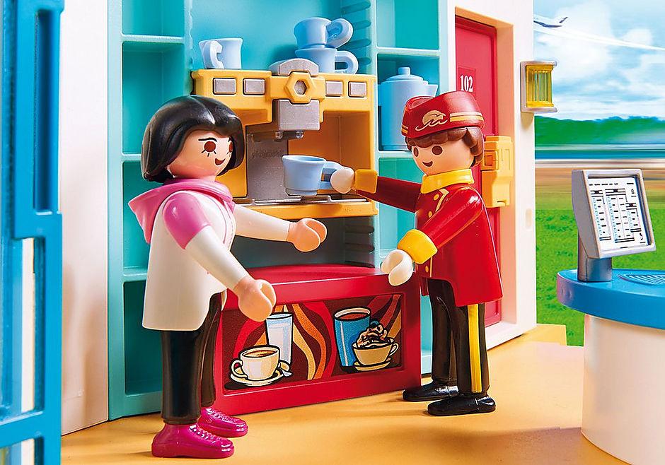 9539 Playmobil Inn detail image 5