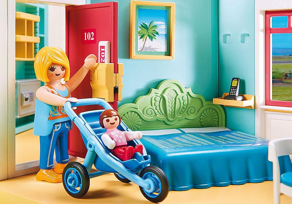 9539 Playmobil Inn detail image 6