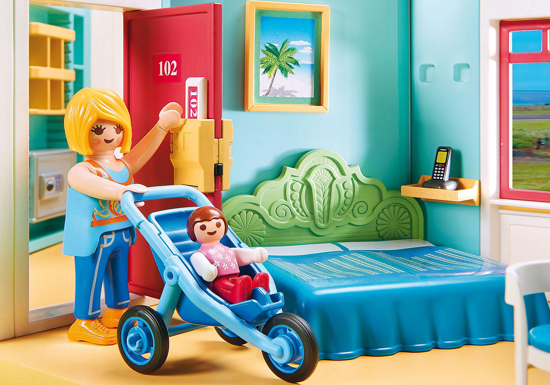 9539 Playmobil Inn zoom image6