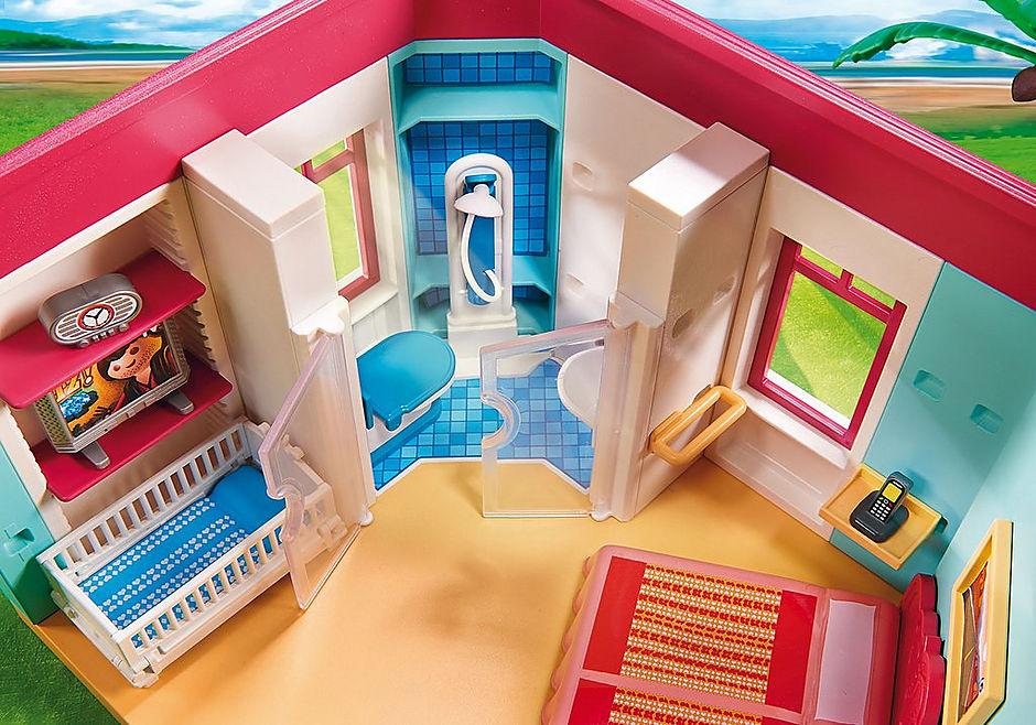 9539 Playmobil Inn detail image 7