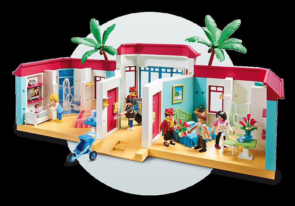 9539 Playmobil Inn detail image 8