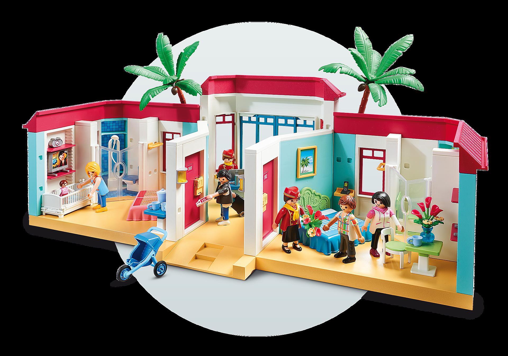 9539 Playmobil Inn zoom image8