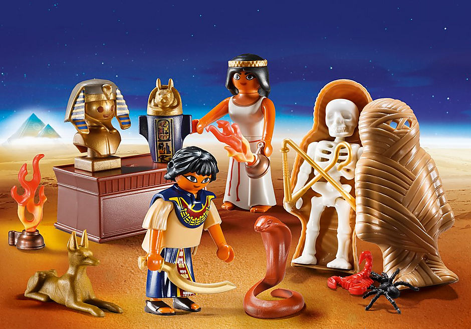 9542 Skrzyneczka Egipt detail image 1