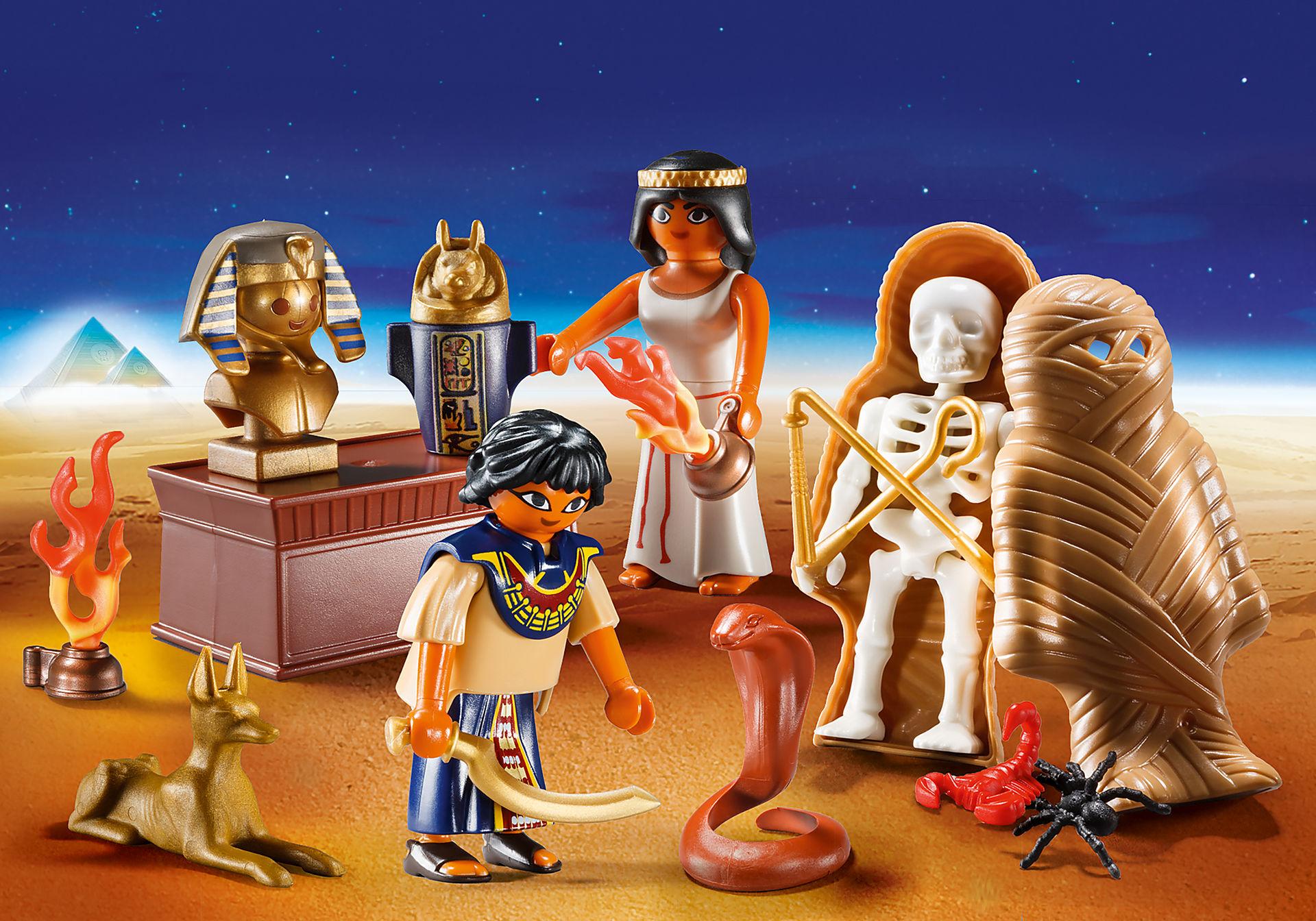 9542 Skrzyneczka Egipt zoom image1
