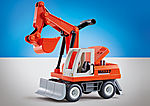 9800 Shovel Excavator with Clearing Blade