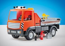 Playmobil Construction Truck 9801