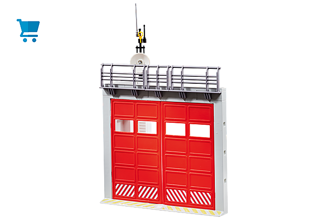 9803_product_detail/Gate Extension for Fire Station with Alarm (9462)