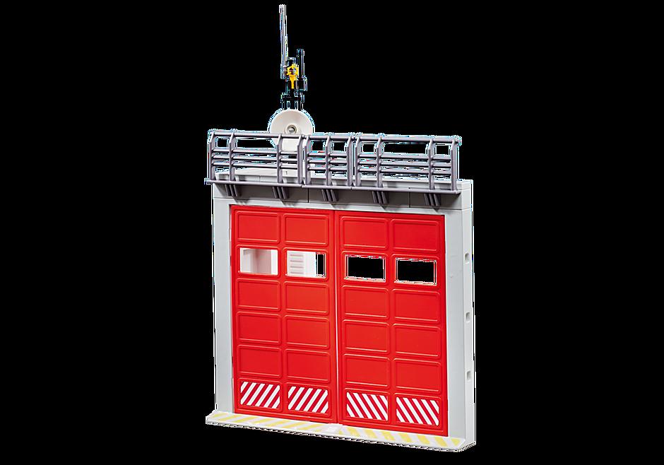 9803 Rozbudowa - brama dla straży pożarnej detail image 1