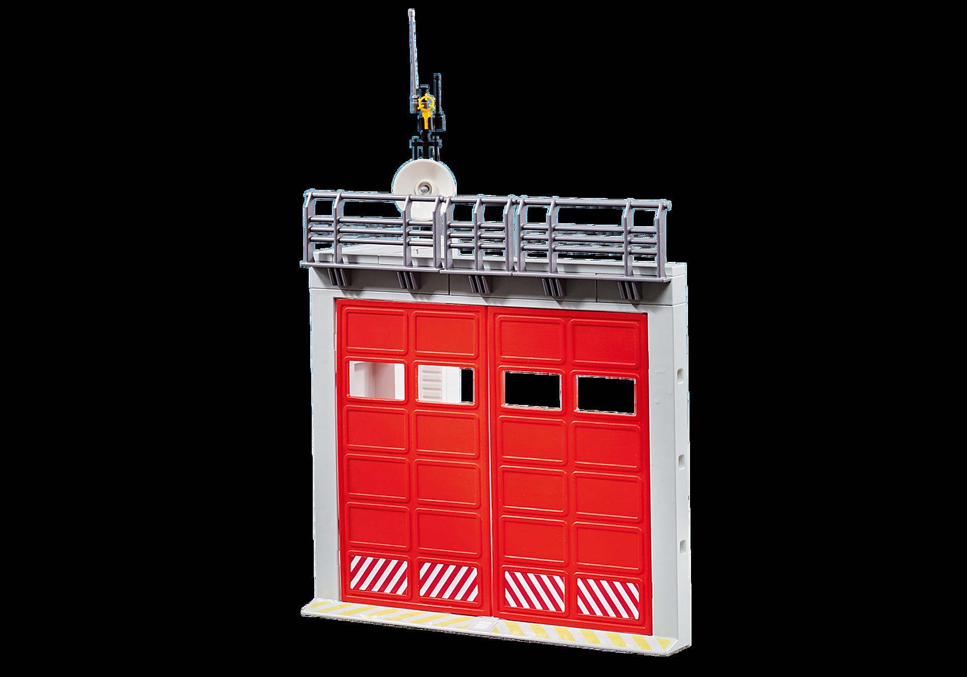 9803 Rozbudowa - brama dla straży pożarnej zoom image1