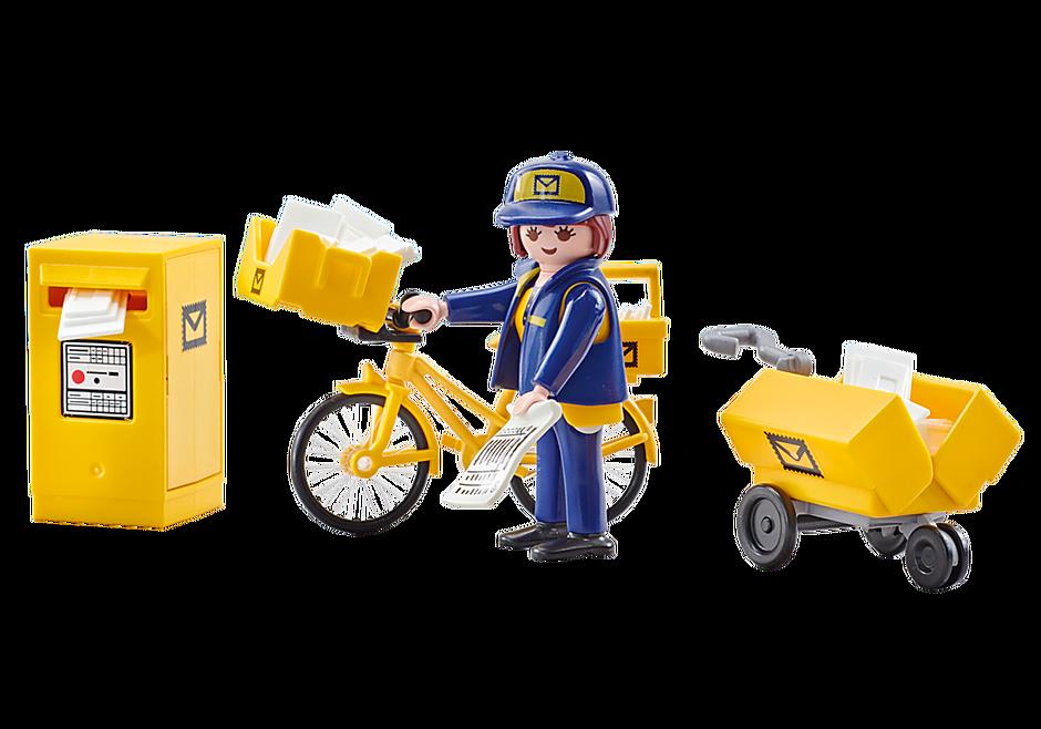 Afbeeldingsresultaat voor playmobil postbode