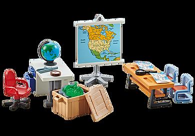 9810 Sala de aula de Geografia