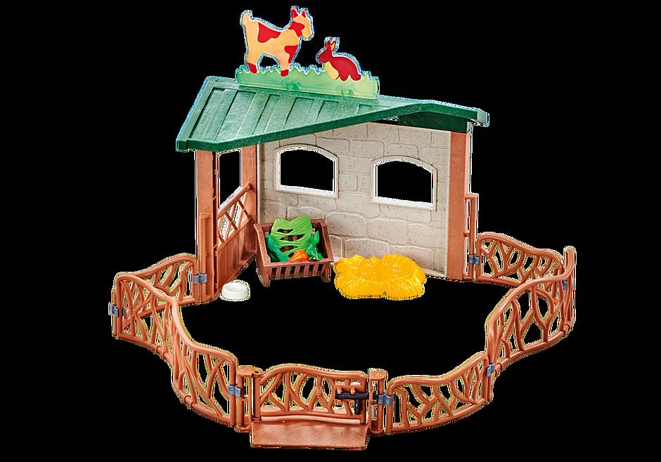 9815 Kinderboerderij omheining detail image 1