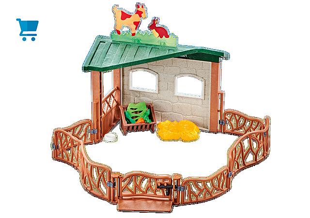 9815_product_detail/Petting Zoo Enclosure