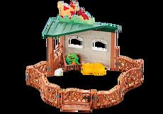 Playmobil Petting Zoo Enclosure 9815