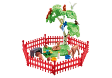 Playmobil Animal Enclosure 9817