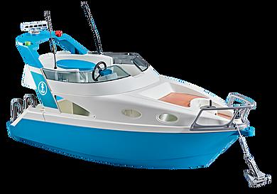 9822 Luxury Yacht