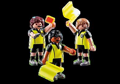 9824 Árbitro e assistentes