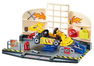 9827 Atelier de karting