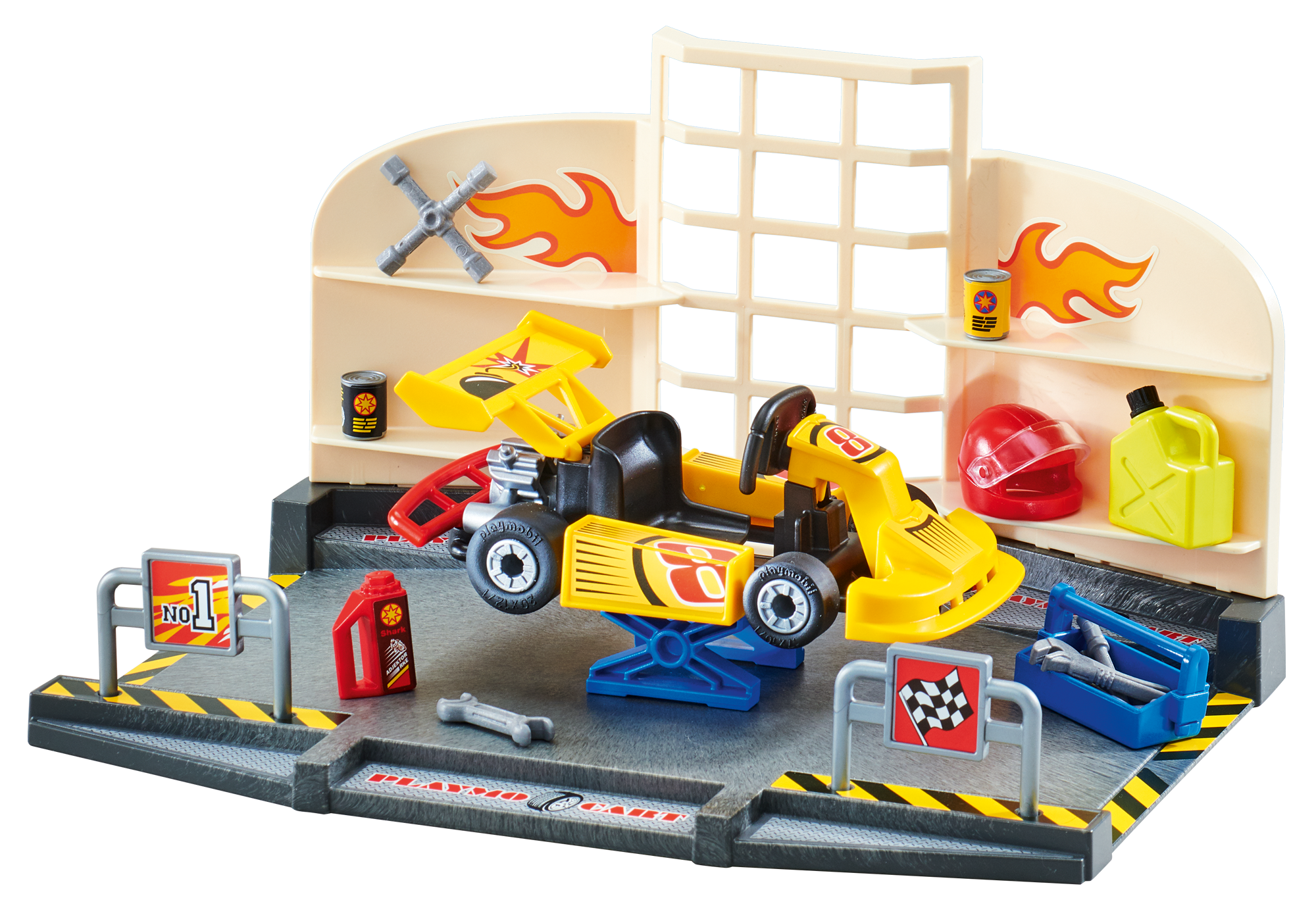 http://media.playmobil.com/i/playmobil/9827_product_detail/Atelier de karting