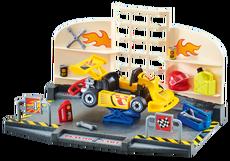 Playmobil Go Kart Workshop 9827