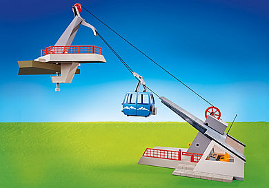 9830 Mountain Cable Car