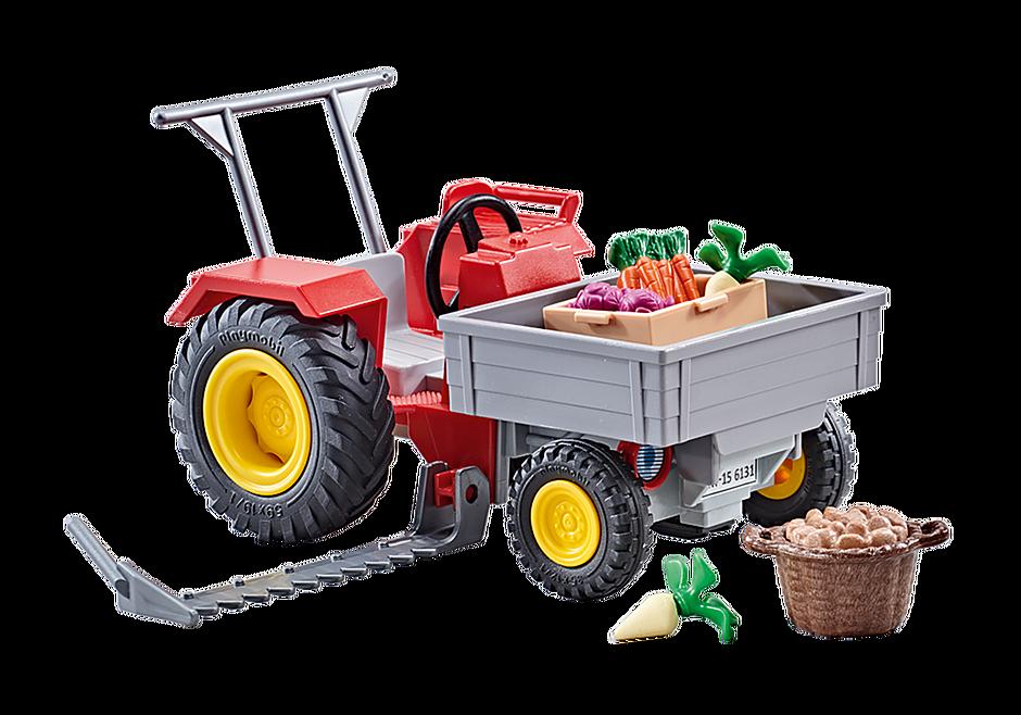 9831 Mały traktor z warzywami detail image 1