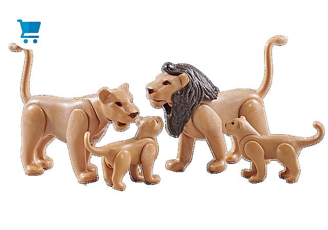 9834_product_detail/Famiglia di leoni