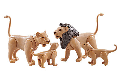 9834_product_detail/Lion Family