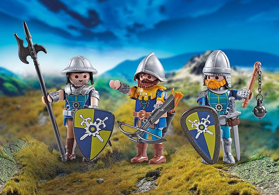 9836 Three Knights of Novelmore detail image 1