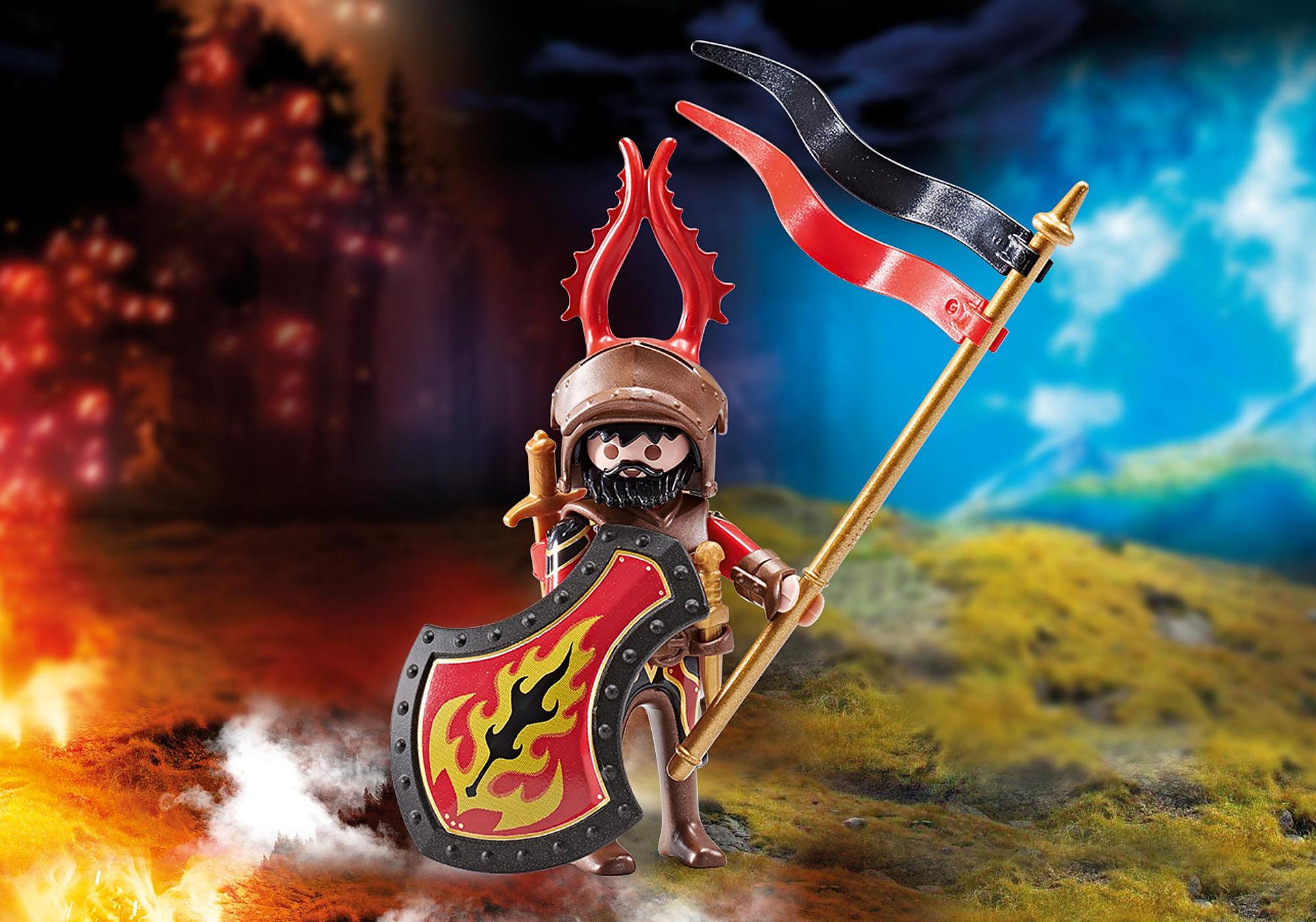 9837 Przywódca rycerzy Burnham Raiders zoom image1