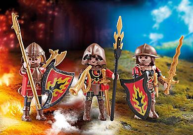 9838 Trzech rycerzy Burnham