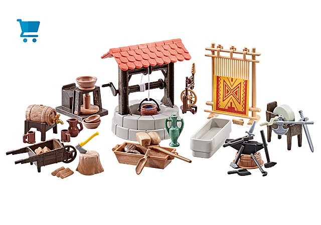 9842_product_detail/Medieval Village Accessories