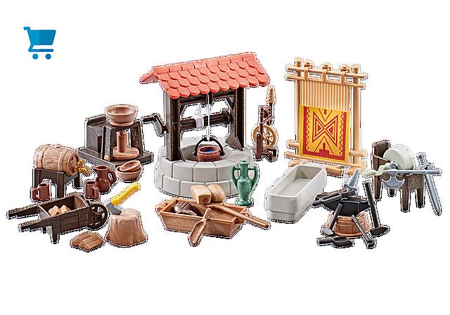 9842_product_detail/Middeleeuws werkgerei